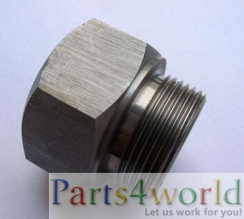 Custom hex bolt & hex cap screws
